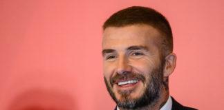 David Beckham terčem vtipu