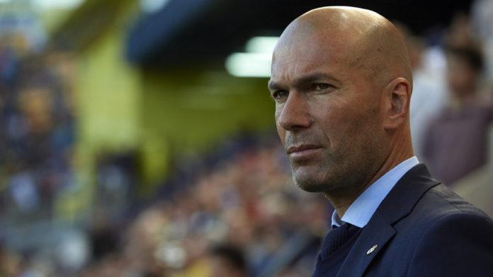 Zidane, Real Madrid - trenér