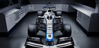 Williams 2020 design