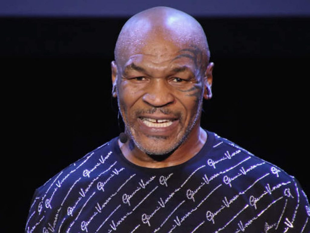 Myke Tyson vs Jon Jones