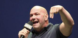 Dana White UFC 251