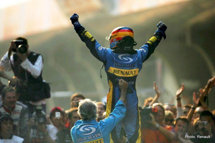 Fernando Alonso návrat 2021