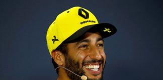 Danniel Ricciardo renault
