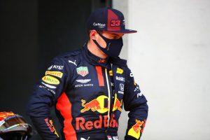 Max Verstappen názor na Red Bull