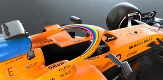 McLaren #WeRaceAsOne